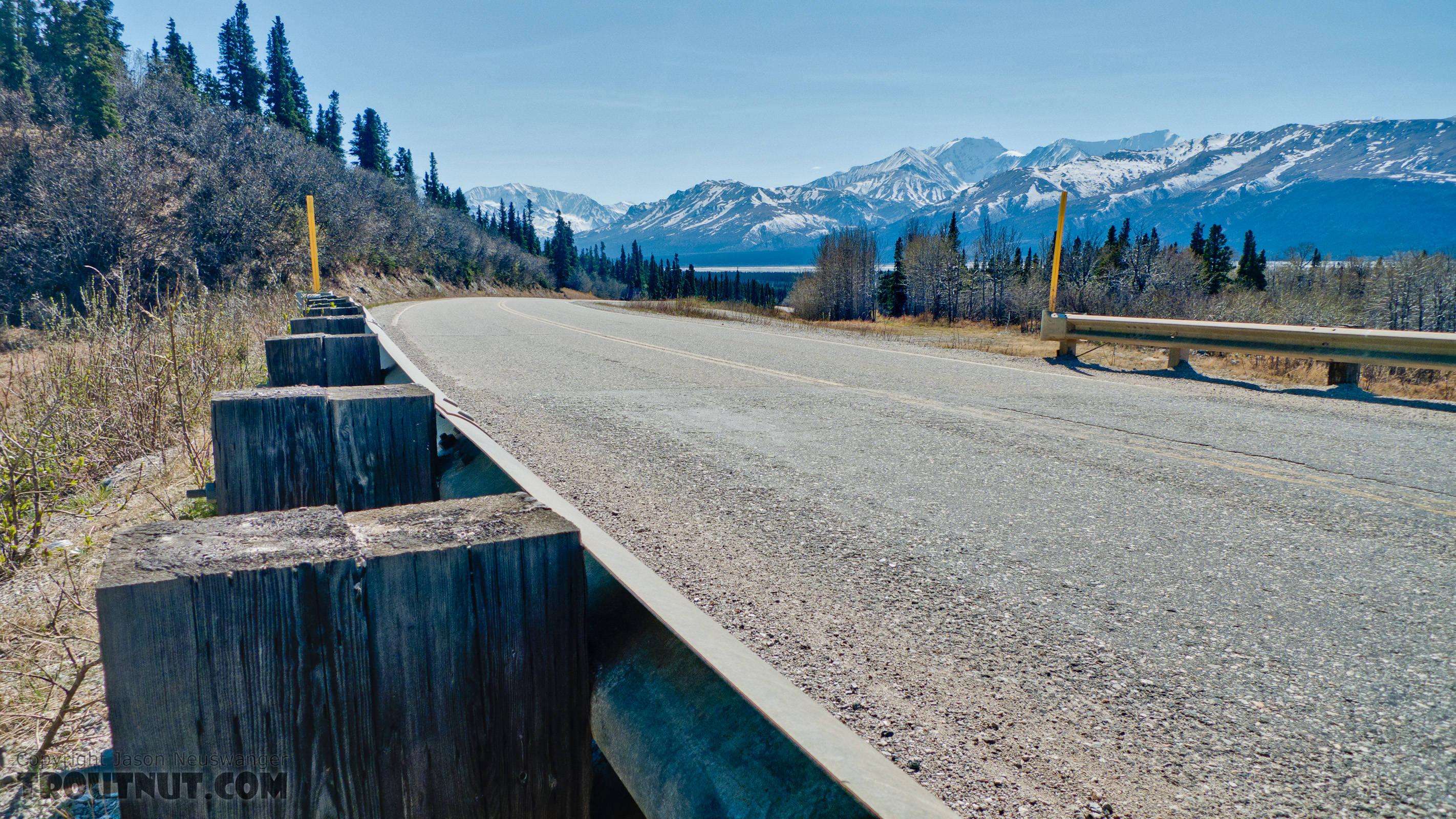 From Bear Creek in Alaska.