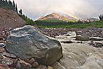 From Gunnysack Creek in Alaska.