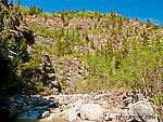 From Ruby Creek in Alaska.