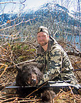 Troutnut's first bear! From Prince William Sound in Alaska.