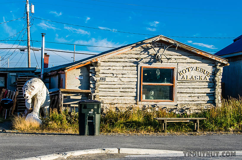 Another Kotzebue building From Kotzebue in Alaska.