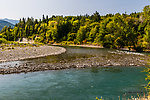 From the Elwha River in Washington.