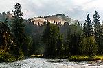 Rock Creek near Missoula From Rock Creek in Montana.
