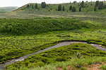 Headwaters of the Ruby. From the Ruby River in Montana.