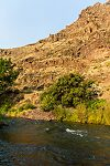 From the Owyhee River in Oregon.