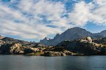 Island Lake From Island Lake in Wyoming.
