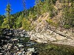 From Mystery Creek # 249 in Washington.