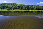 From the Delaware River, Junction Pool in New York.