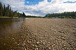 From the Salcha River in Alaska.
