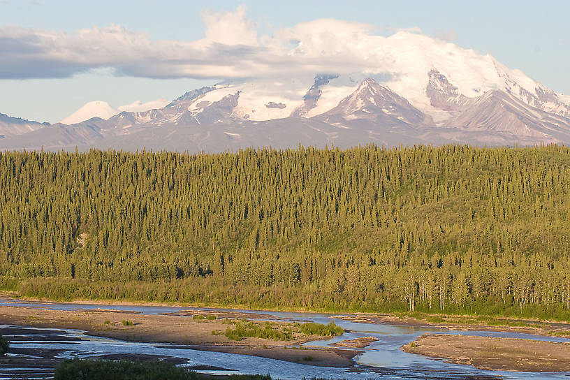 From the Copper River in Alaska.