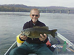 Susquehanna smallmouth -WARNING - Non fly fishing gear pics! (by Wbranch in Fishing Reports)