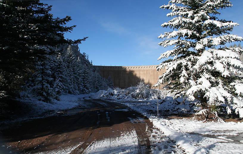Eleven Mile Dam
