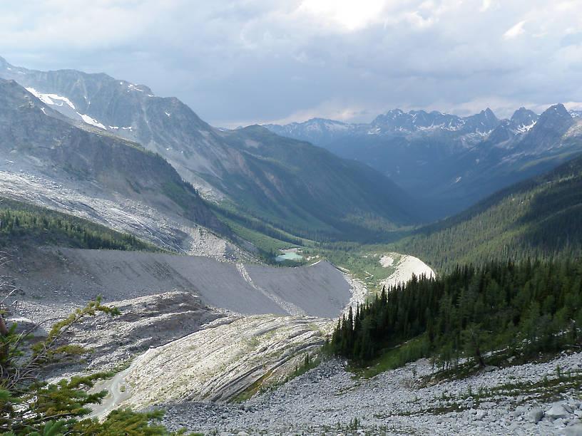 Glacier Valley Canada