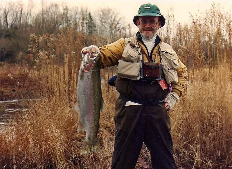 Resident Rainbow - Salmon River NY