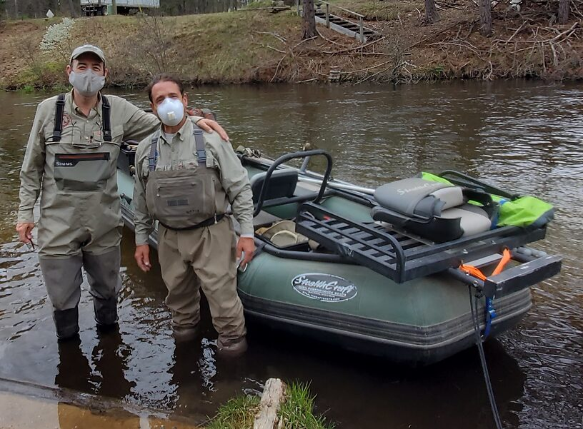 Covid Anglers 2020