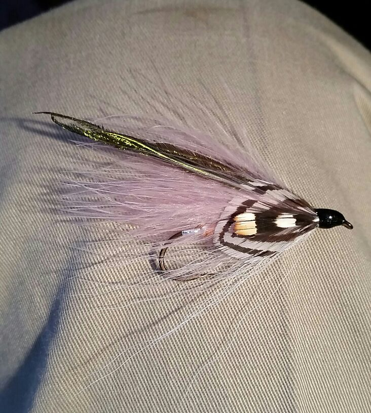 Marabou Gray Ghost