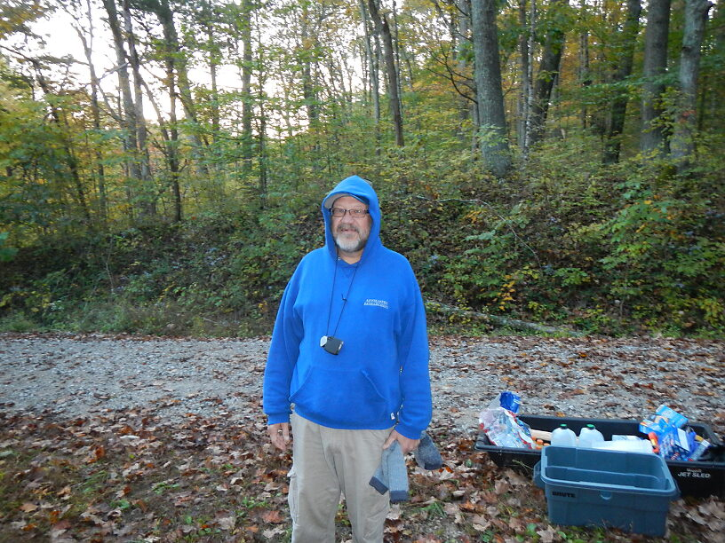 Finally...been a looooong day in the field, holding my damp socks, and yes, I need some dental work