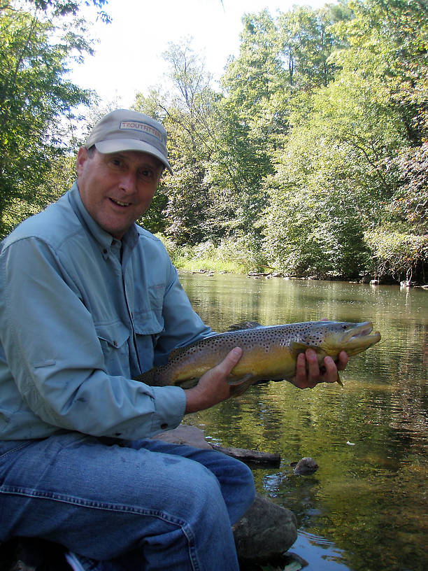 lastchance caught donny's pet - a thick hookjawed brown